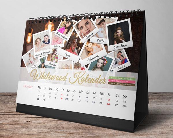 Whitewood Fotostudio Kalender