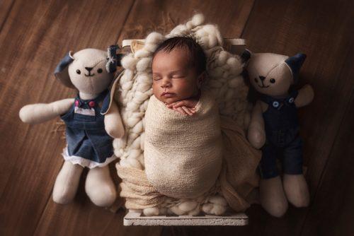 Neugeborenen Fotograf Wien