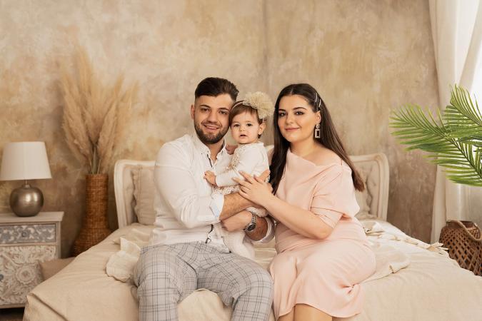 Familienfoto wien