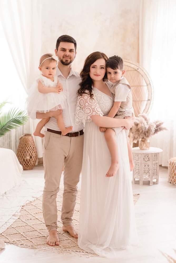 Familienfotograf Wien - Whitewood