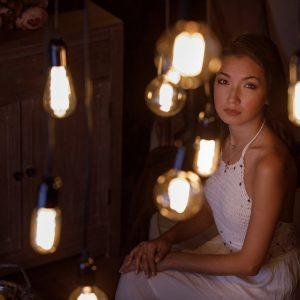 Alima Aalima im Whitewood Fotostudio