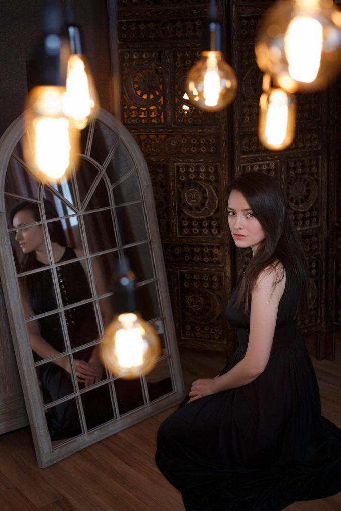 Model: Mila Buchelli Fotografin: Janita Sumeiko