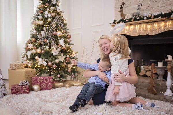 Weihnachtsshooting in Wien