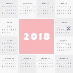 Fotostudio Kalender 2018