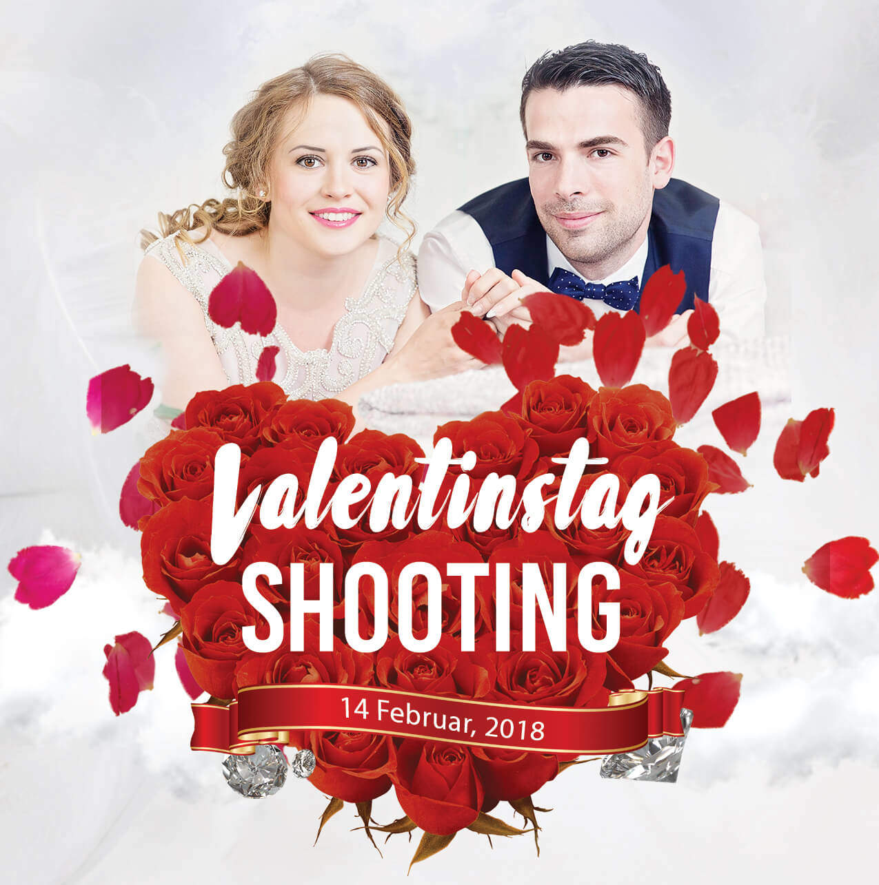 Valentinstag Shooting