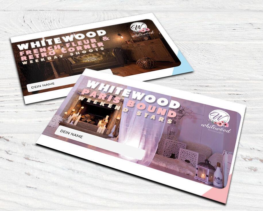 Whitewood Vorteilspakete