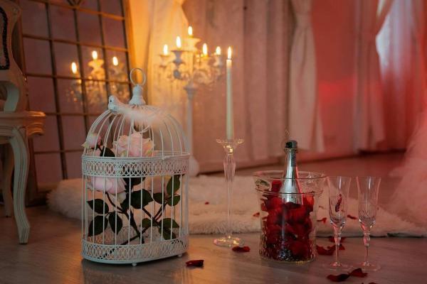 Valentinstag im Whitewood Fotostudio