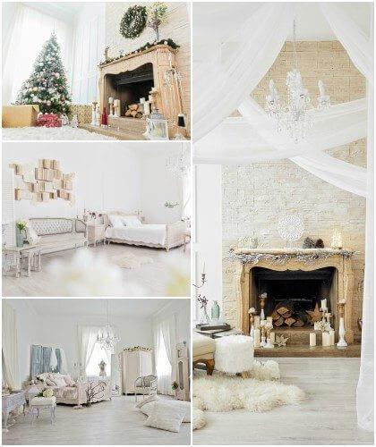 Whitewood Dekoration