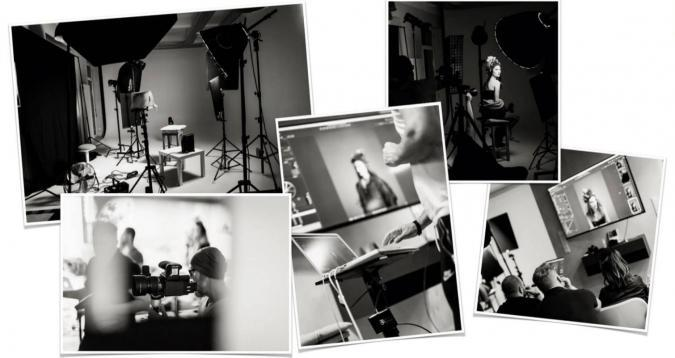Studio Blitz workshop