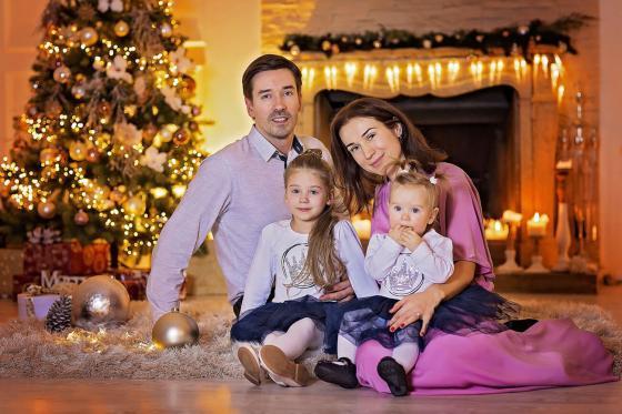 Weihnachtsshooting Wien
