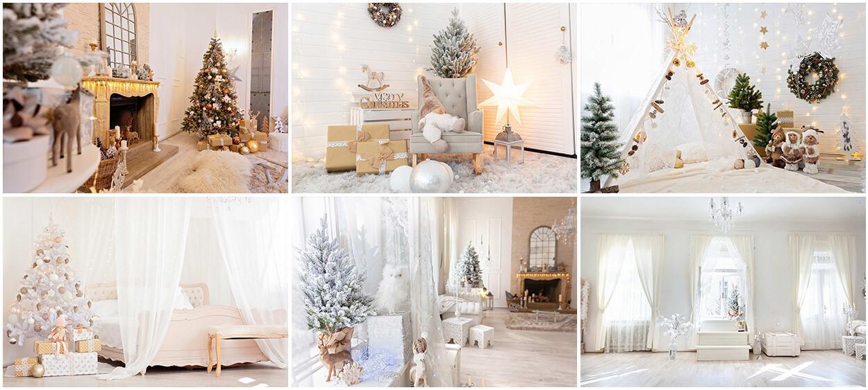 Whitewood Fotostudio Weihnachtsdekoration