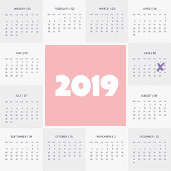 Kalender Whitewood Fotostudio