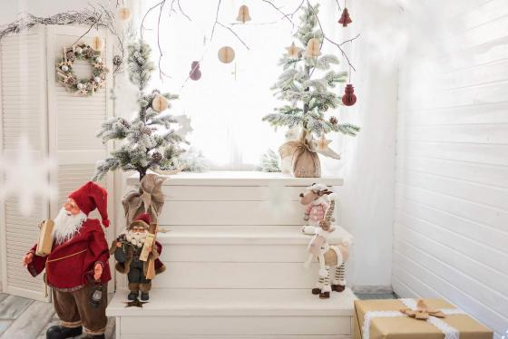 French Fleur Weihnachten 2019