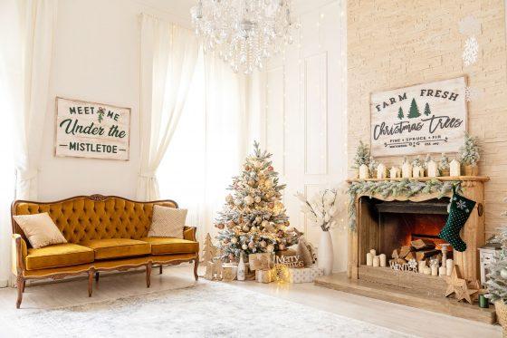 Whitewood Fotostudio Weihnachtsshooting in Wien