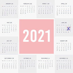 Whitewood Fotostudio Kalender 2021