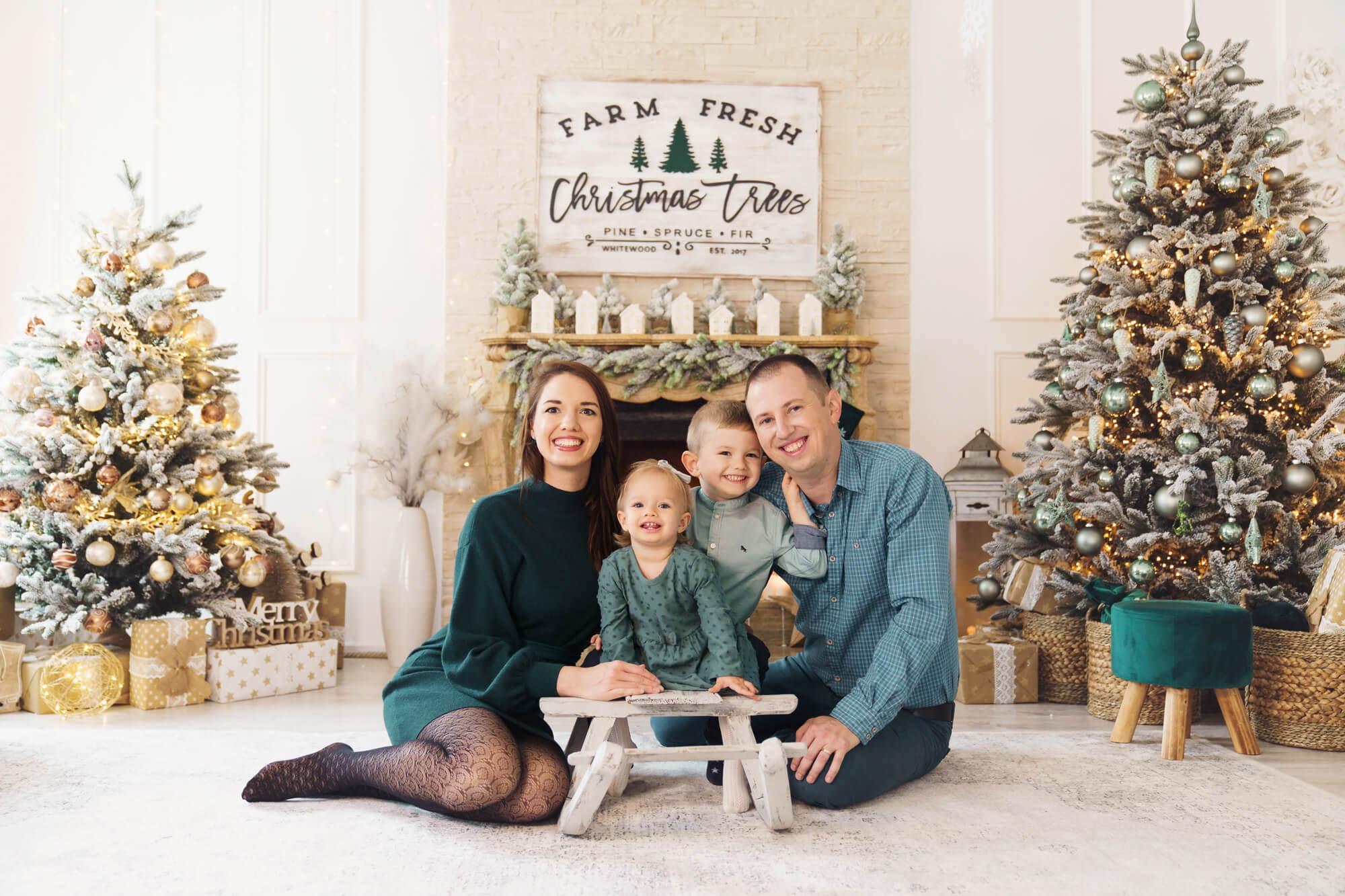 Weihnachtsshooting Wien 2021